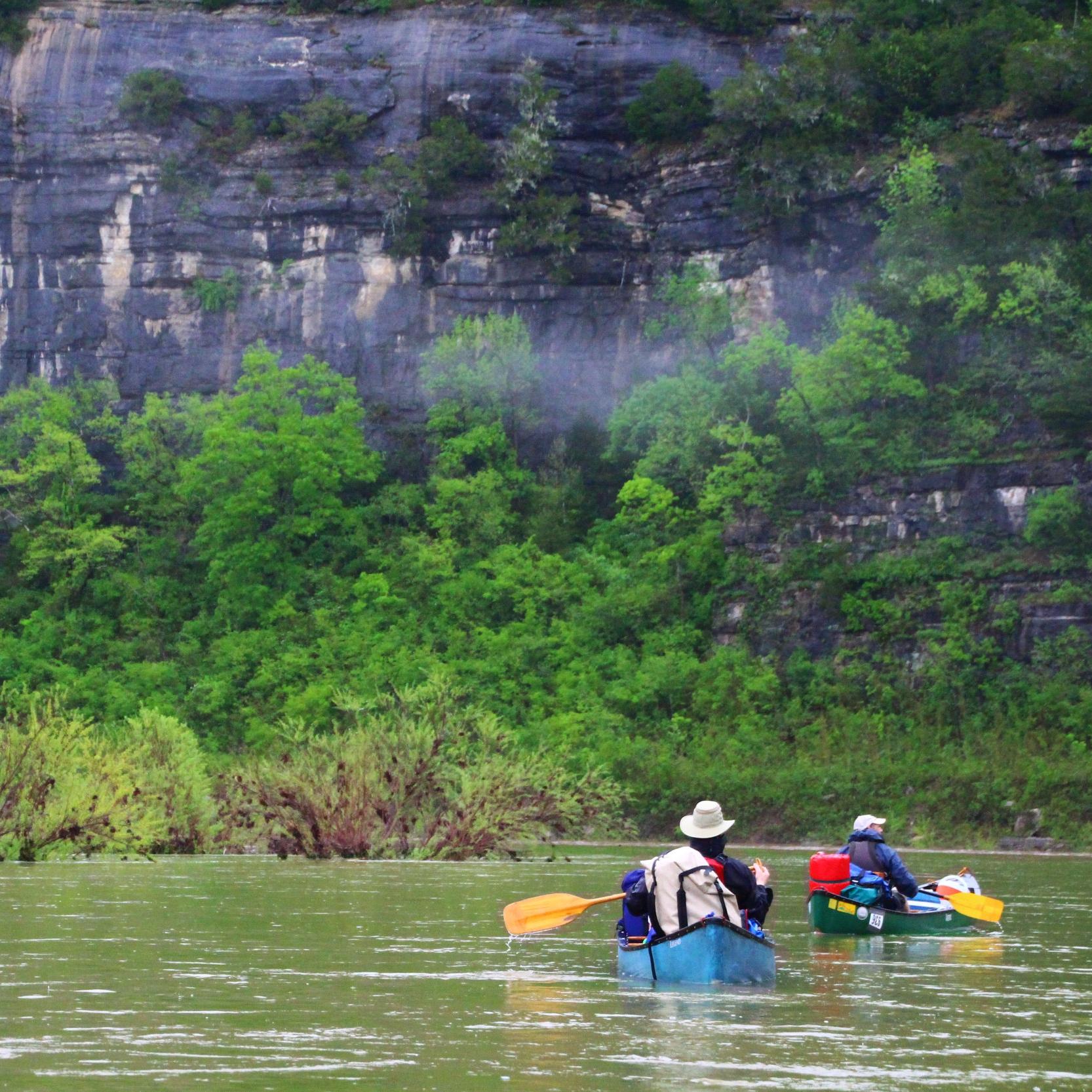 A Buffalo River Adventure