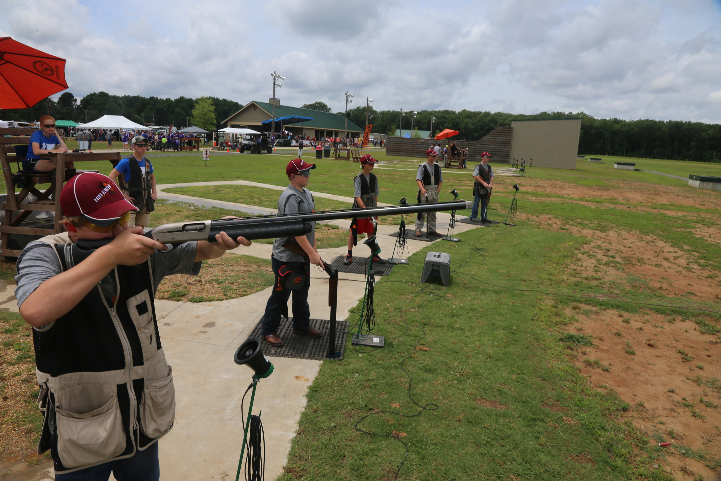 Youth shooting sports are just one way AGFF is attracting the next generation into the outdoors.