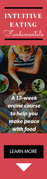 Intuitive Eating Fundamentals Online Course