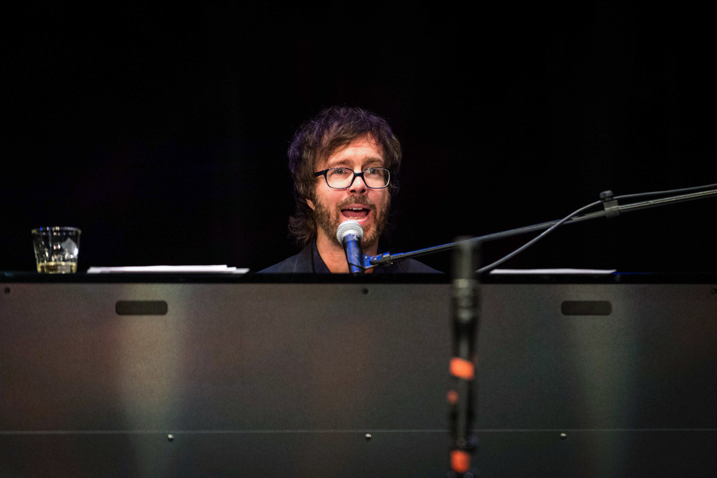 Ben Folds with yMusic at Louisville Palace 2015-4.jpg