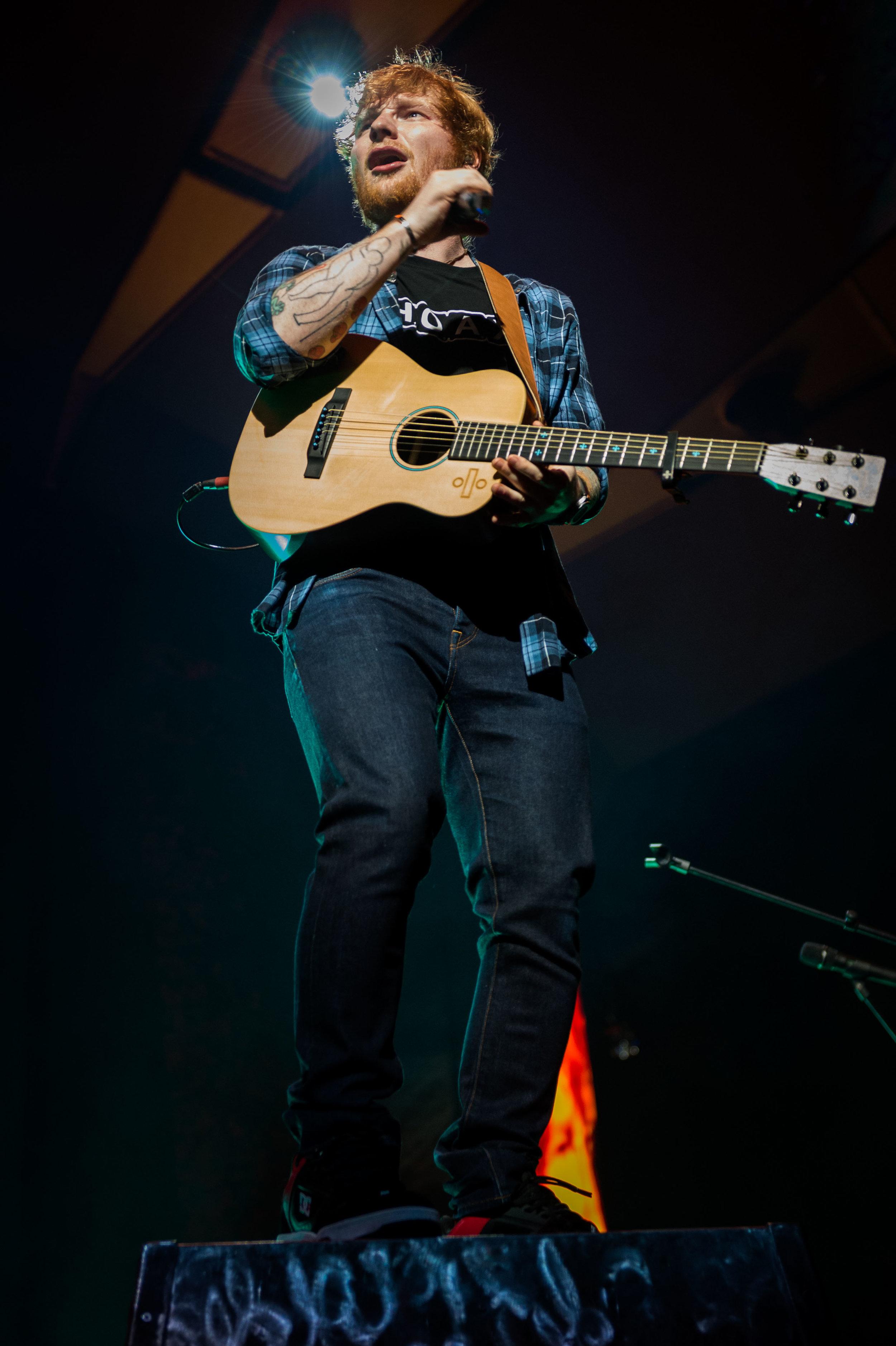 Ed Sheeran James Blunt KFC Yum! Center Sept 7 2017-9.jpg