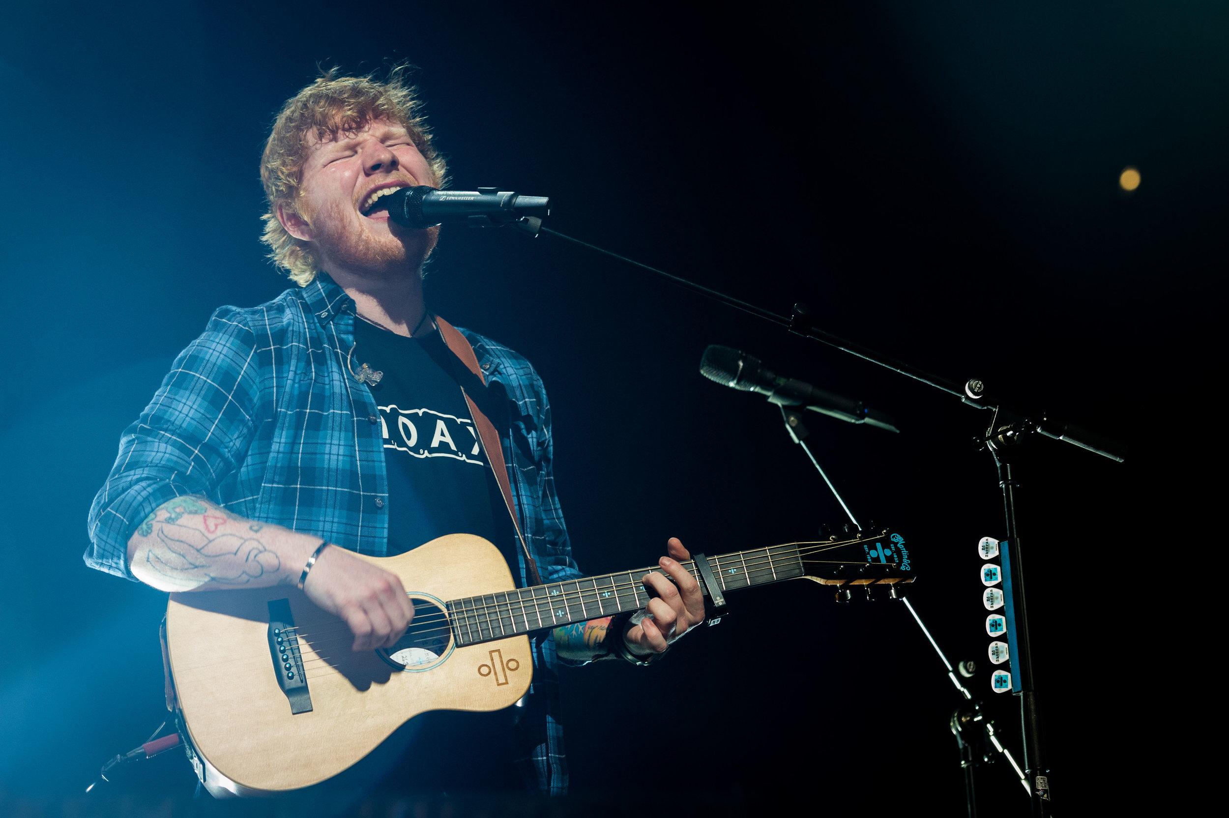 Ed Sheeran James Blunt KFC Yum! Center Sept 7 2017-15.jpg
