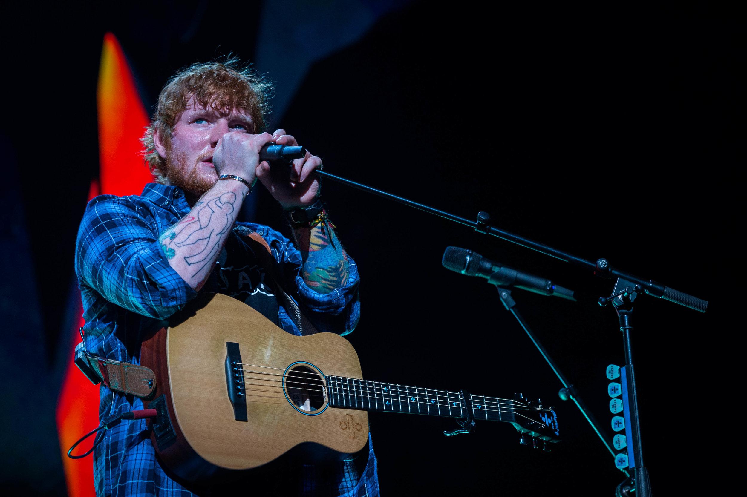 Ed Sheeran James Blunt KFC Yum! Center Sept 7 2017-16.jpg