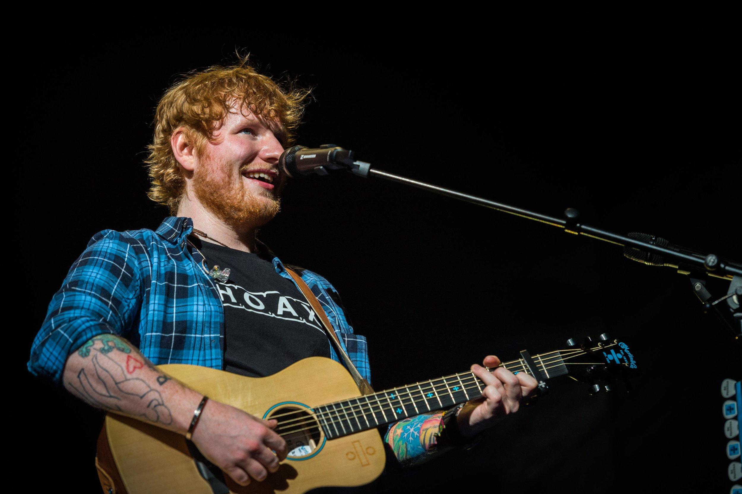Ed Sheeran James Blunt KFC Yum! Center Sept 7 2017-19.jpg