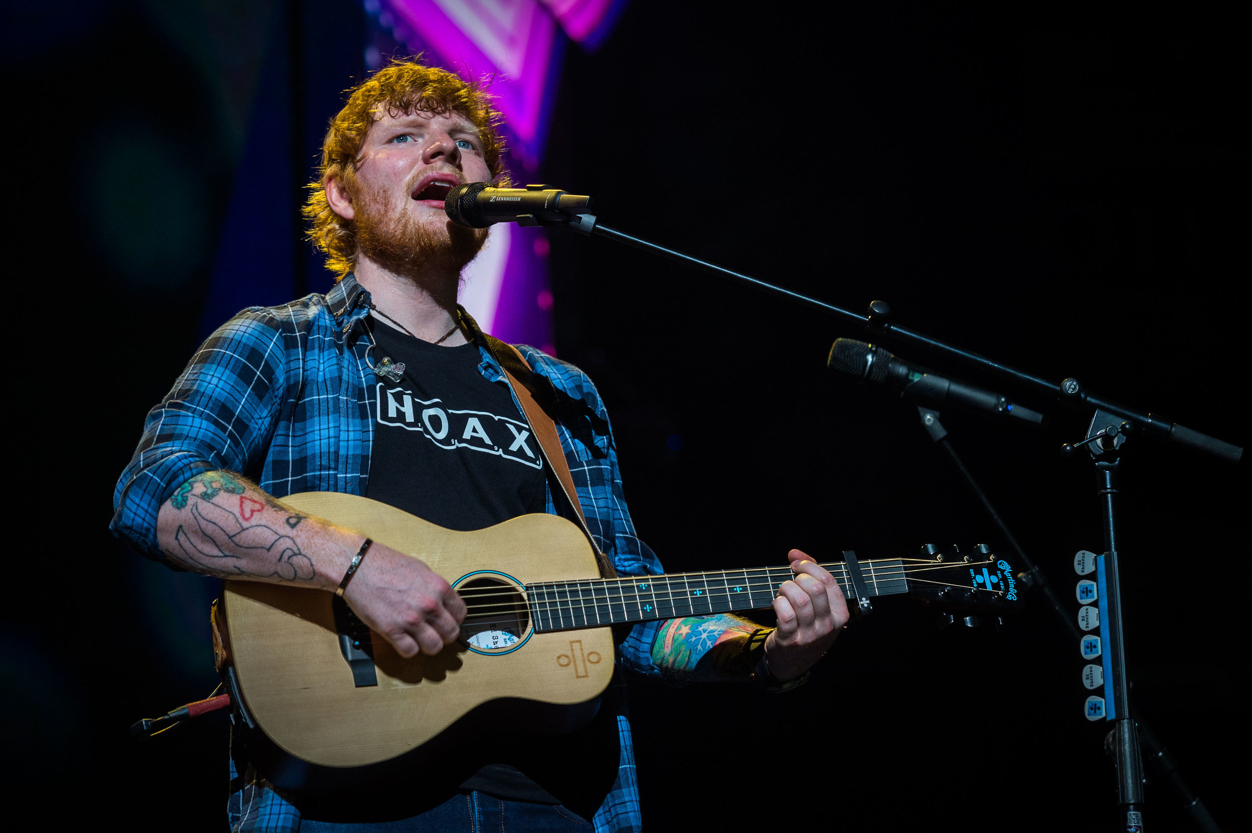 Ed Sheeran James Blunt KFC Yum! Center Sept 7 2017-20.jpg