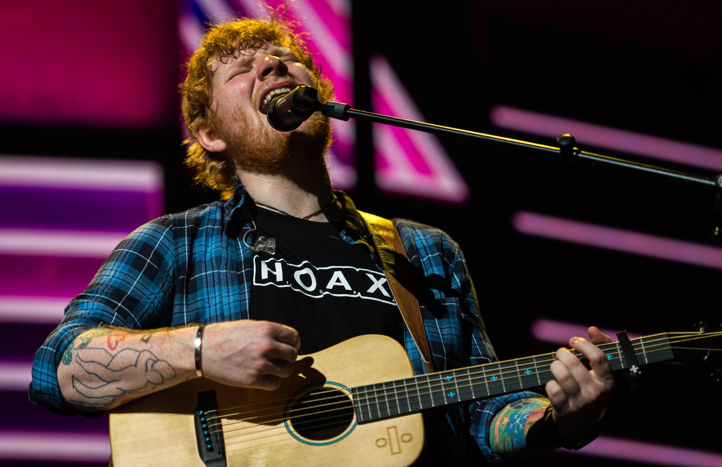 Ed Sheeran James Blunt KFC Yum! Center Sept 7 2017-22.jpg