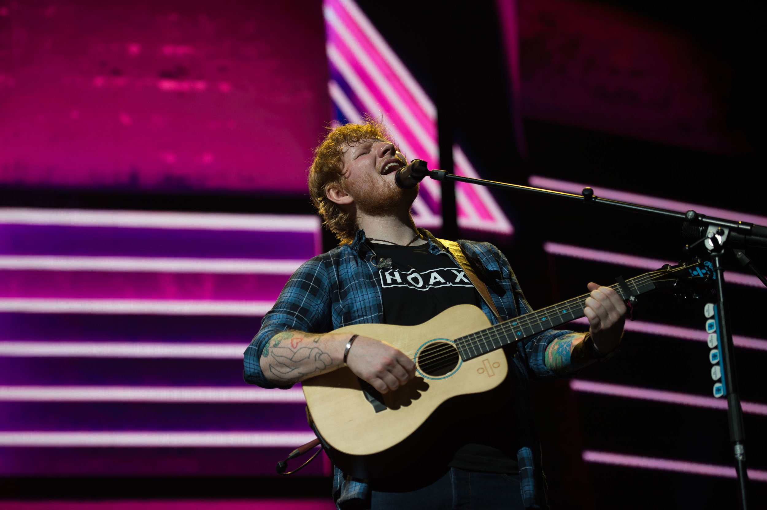 Ed Sheeran James Blunt KFC Yum! Center Sept 7 2017-23.jpg
