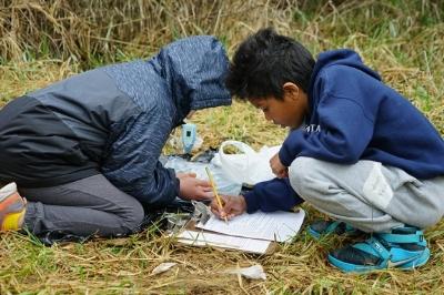 Sameer and a kid work.jpg