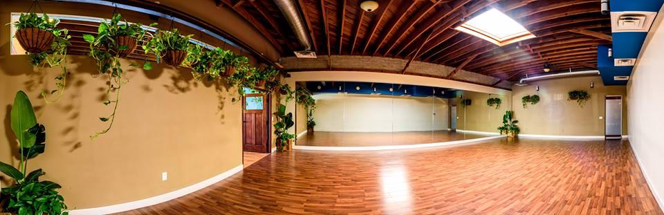 Photo Courtesy of Spirit Yoga Studios