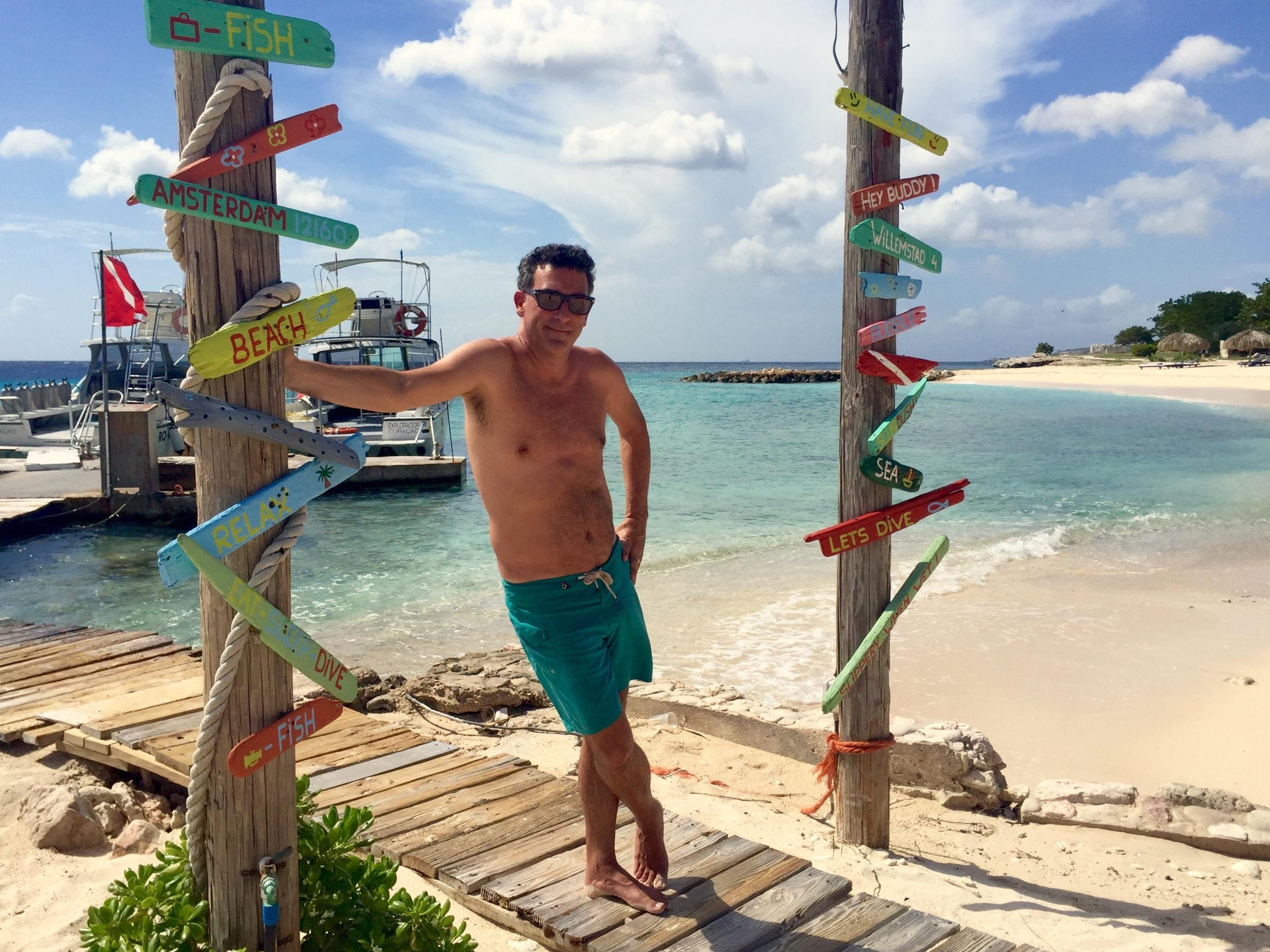 Moomba Beach, Curaçao