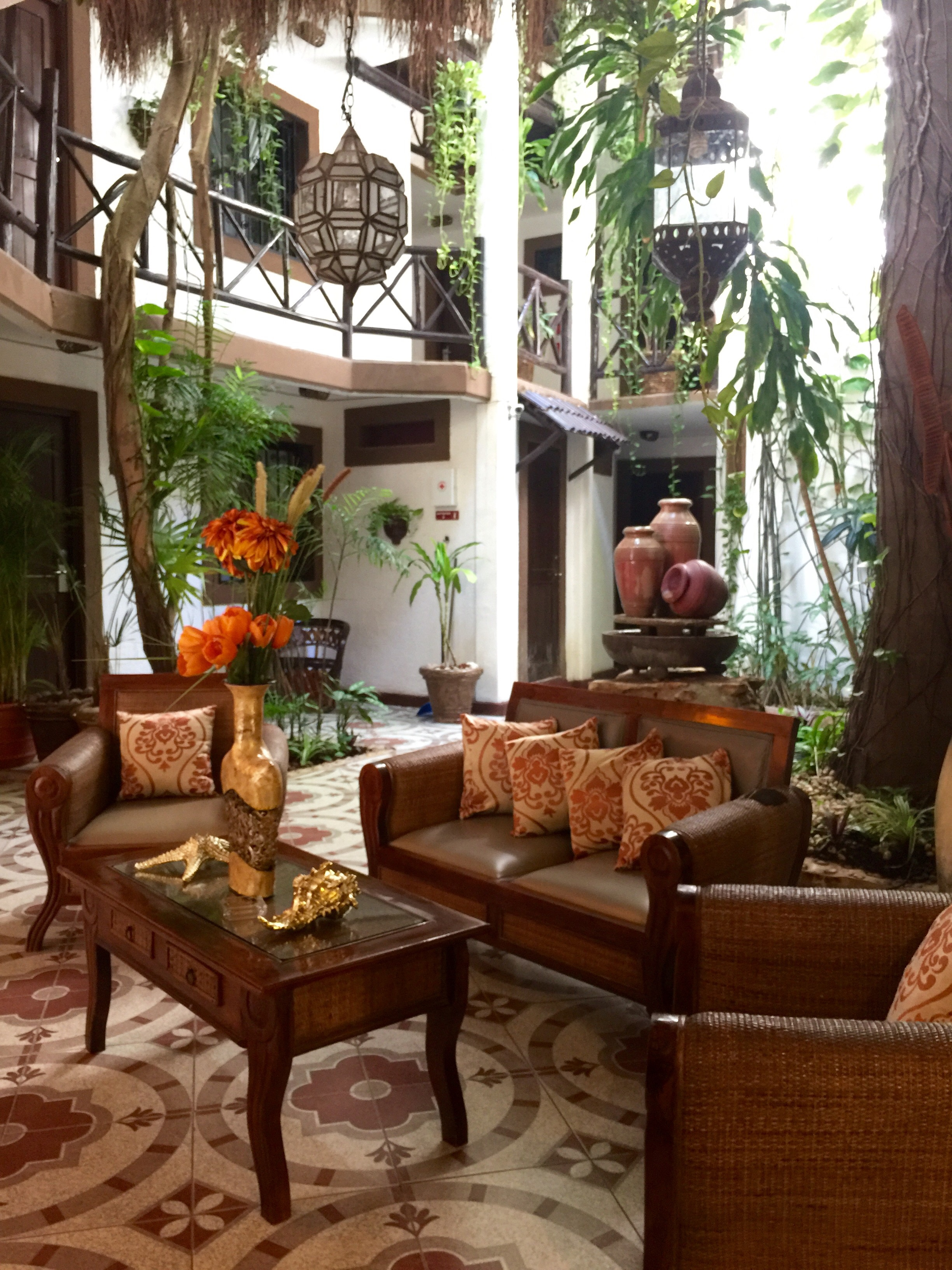 Hotel for the week...Mariposa Posada Boutique