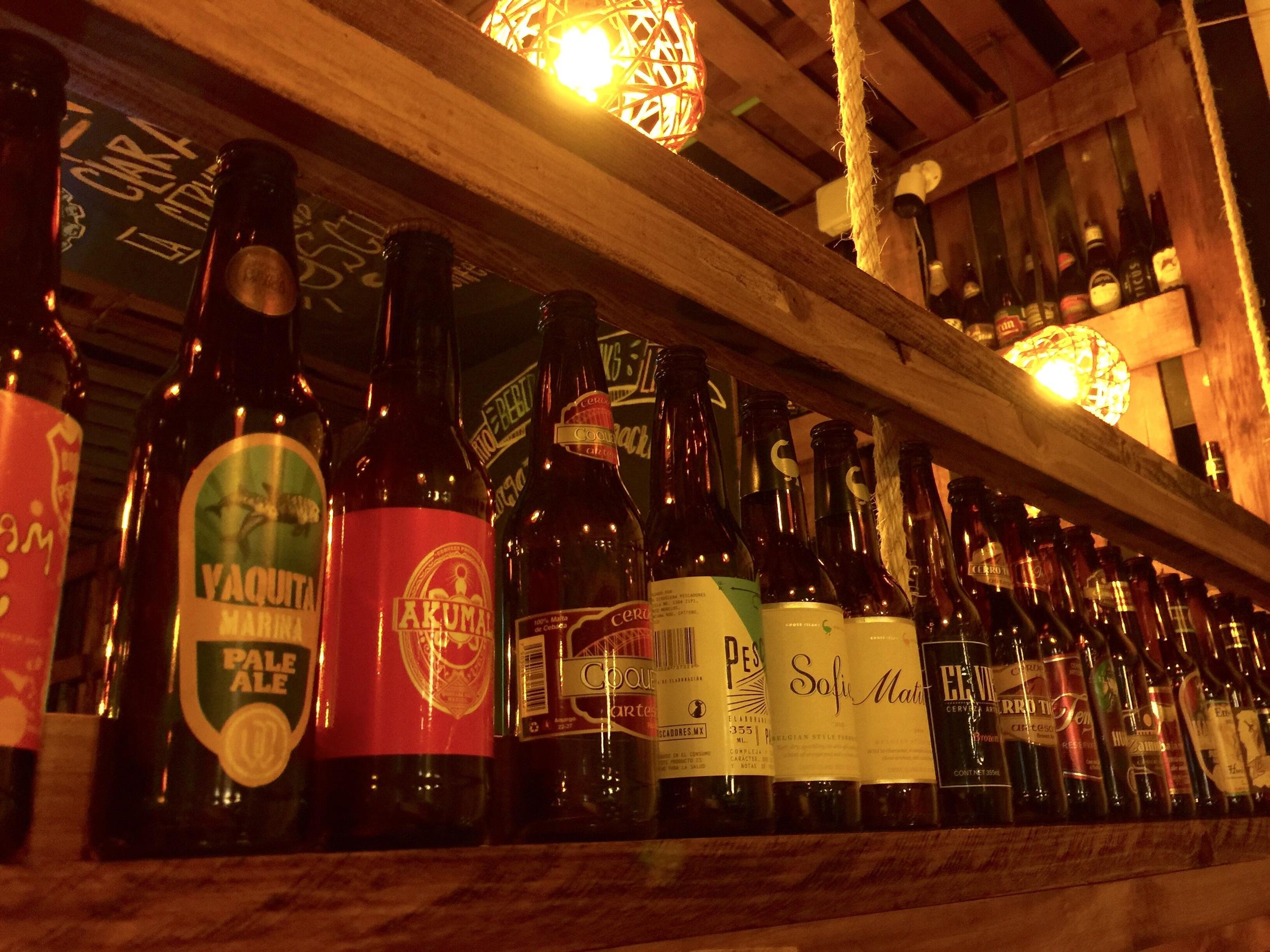 Craft beer haven...Puerto Cocina