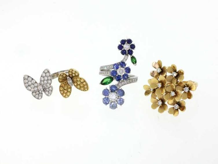 Van Cleef & Arpels Cocktail Rings