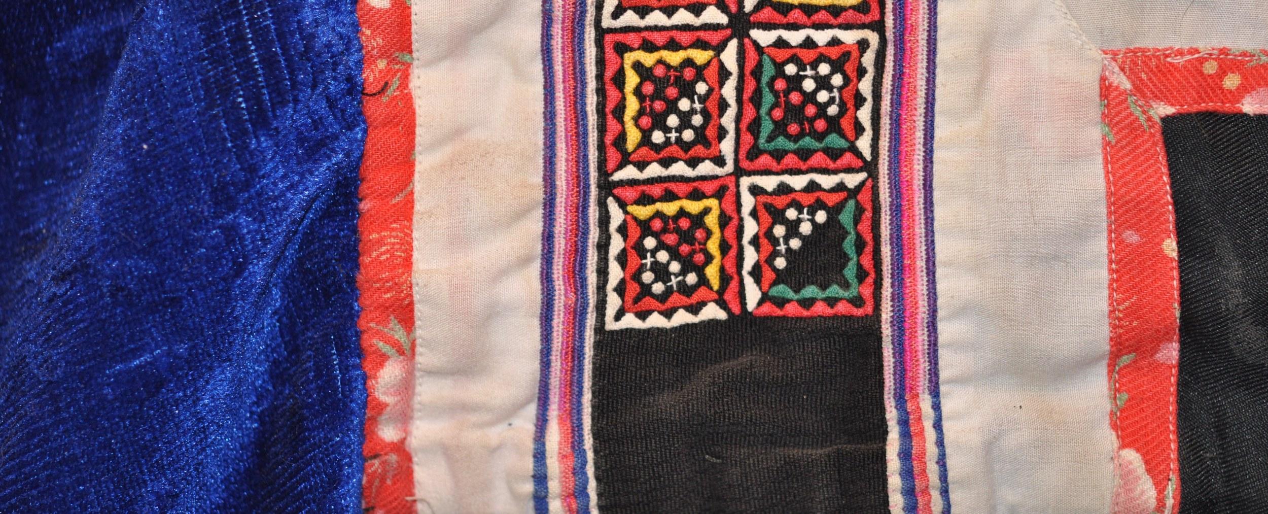 Hmong jacket