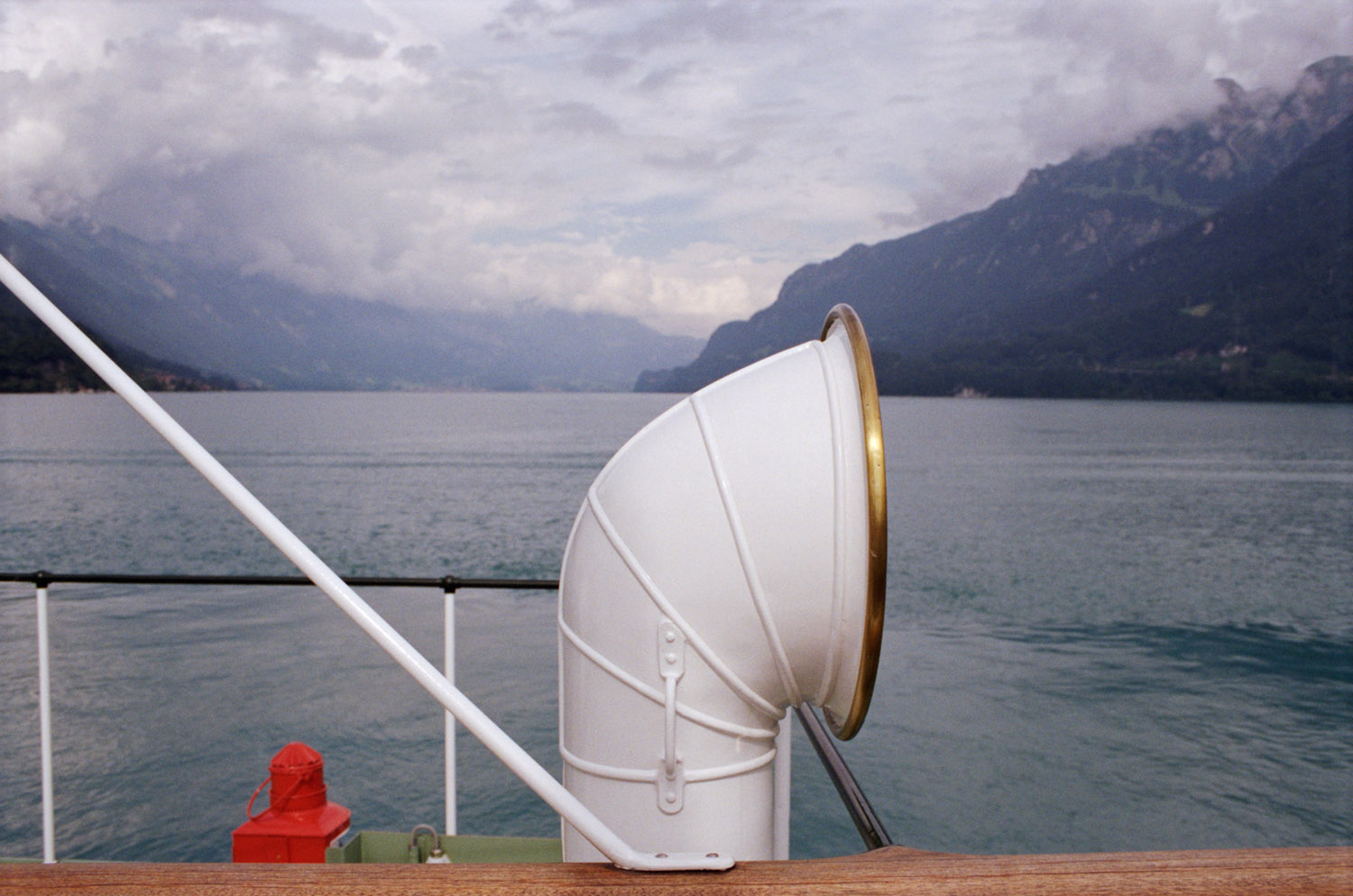 'Brienzersee, June 2014', Teju Cole