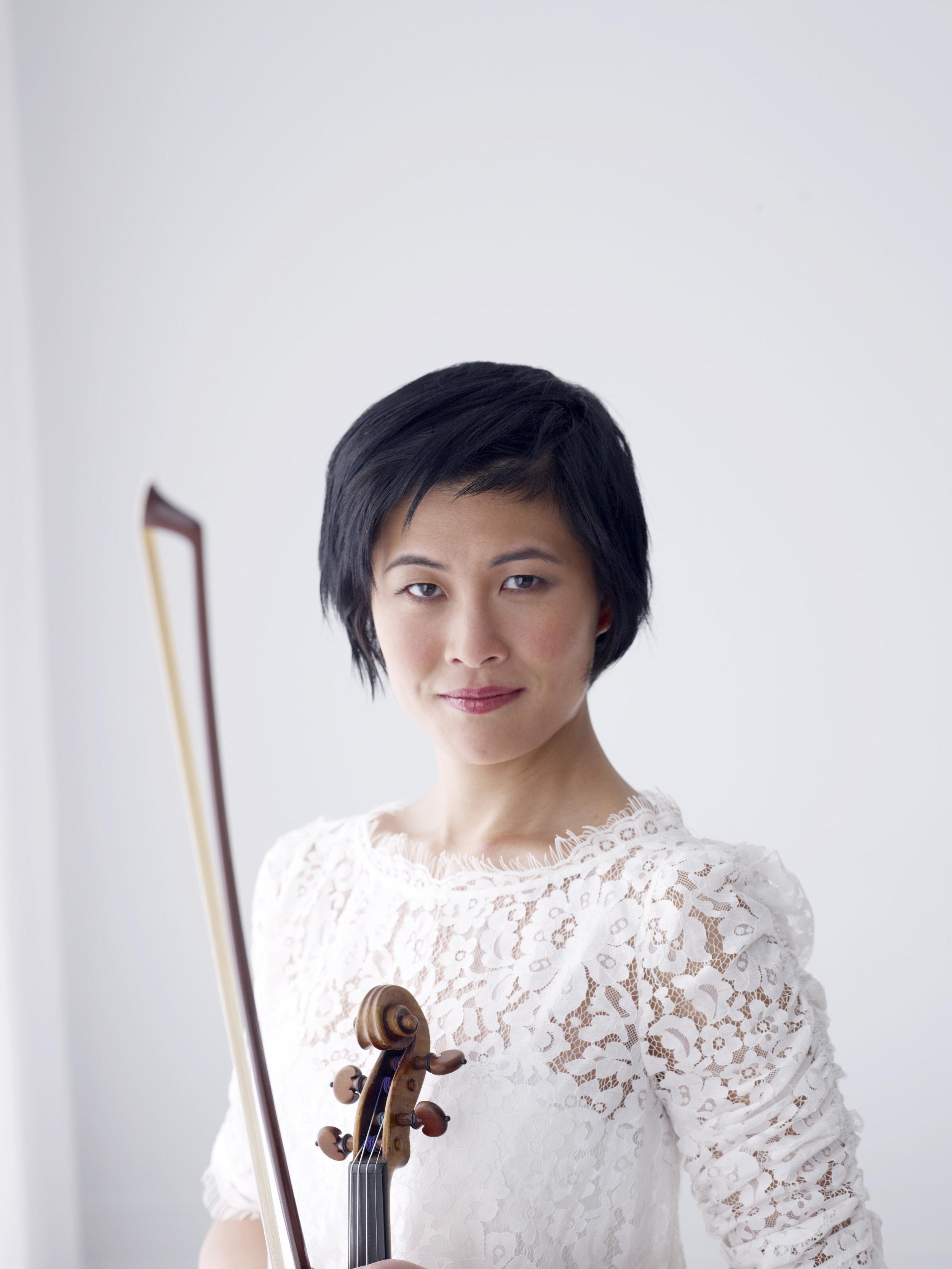 Jennifer Koh by Juergen Frank