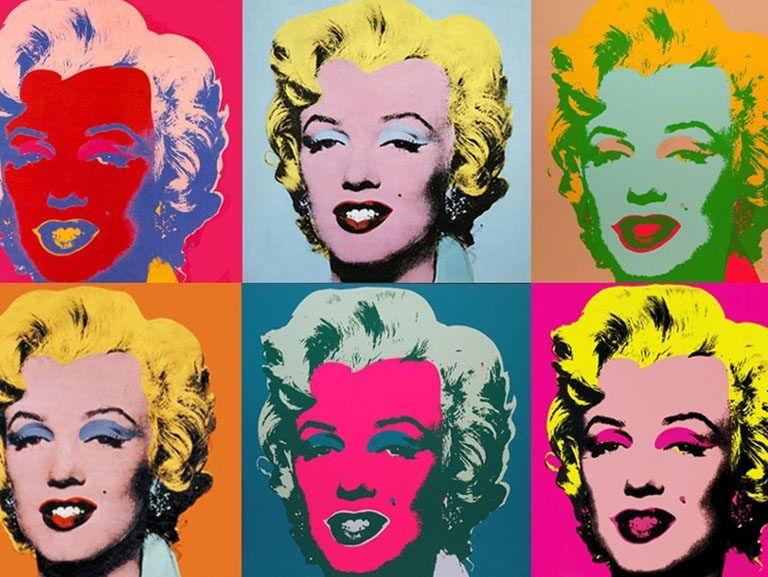 Andy Warhol. Marilyn Monroe. 1967