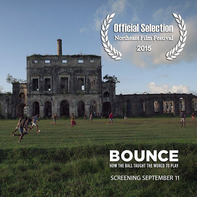 Check out the North East Film Festival for a Bounce screening this Friday!