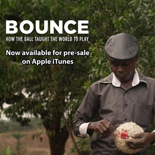 Bounce is now available for pre-sale on iTunes!  https://itunes.apple.com/gb/movie/bounce/id1072557885
