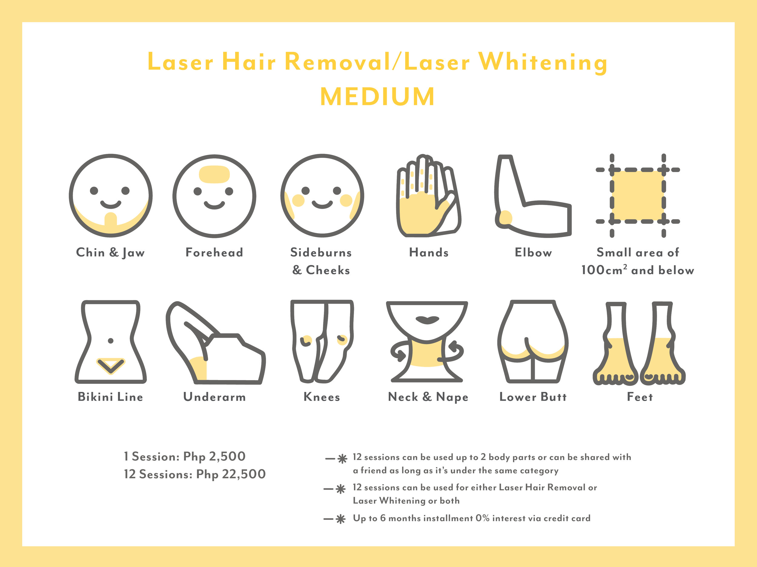 Program Price List — Wink Laser Studio