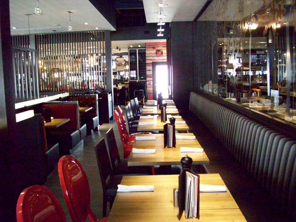 Fine dining establishments require discreet sound and video systems that are tailored to the customer's needs.