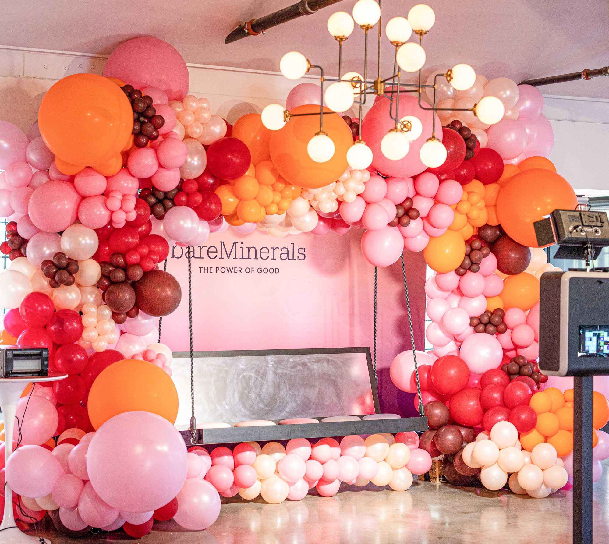 bare minerals product launch