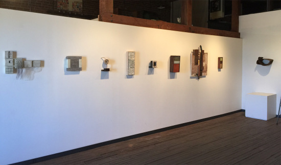 Read about Length x Width x Depth at Conrad Wilde Gallery at  The Artist's Periscope