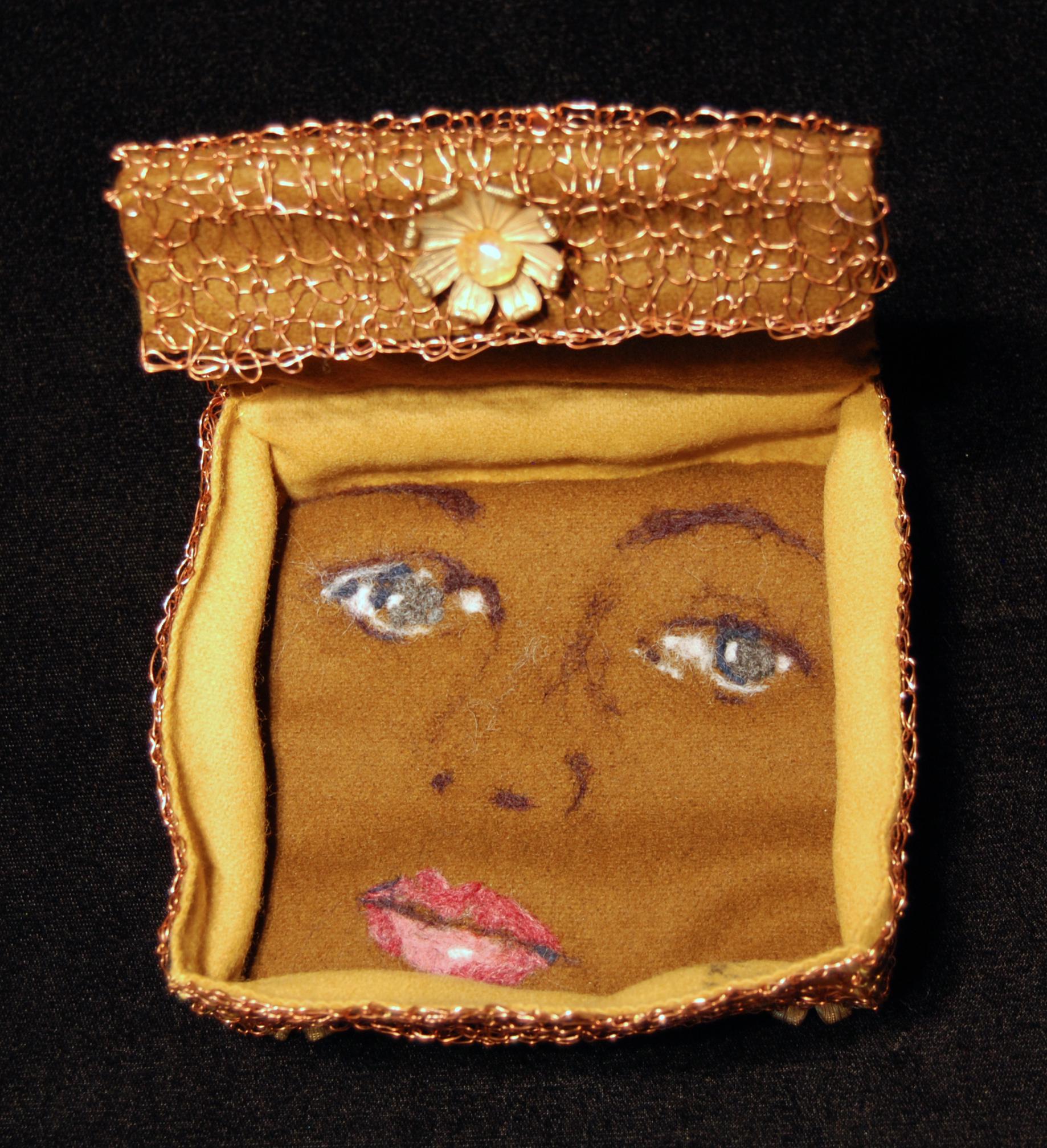 Encased -  Sophie by Lynn Rigby