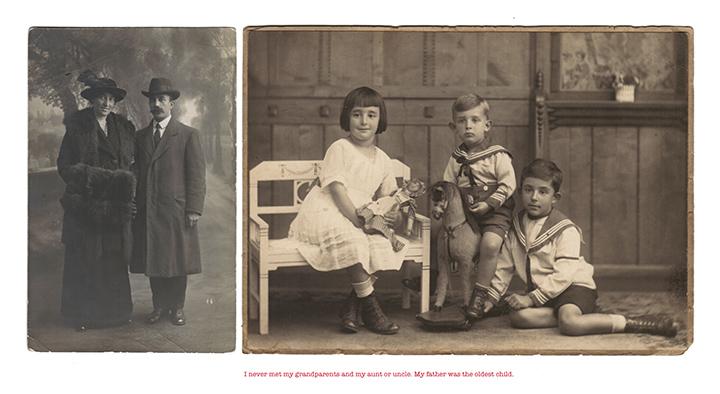 Broches Family Portrait