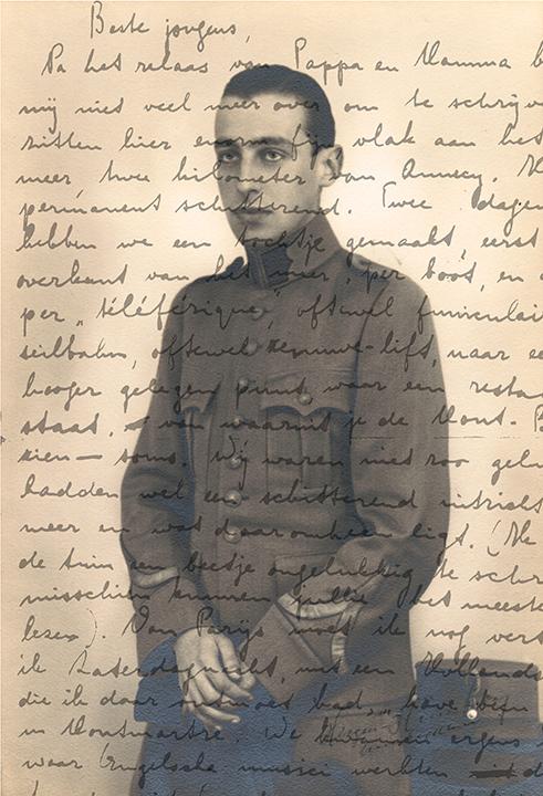 Military Portrait of Elias Broches