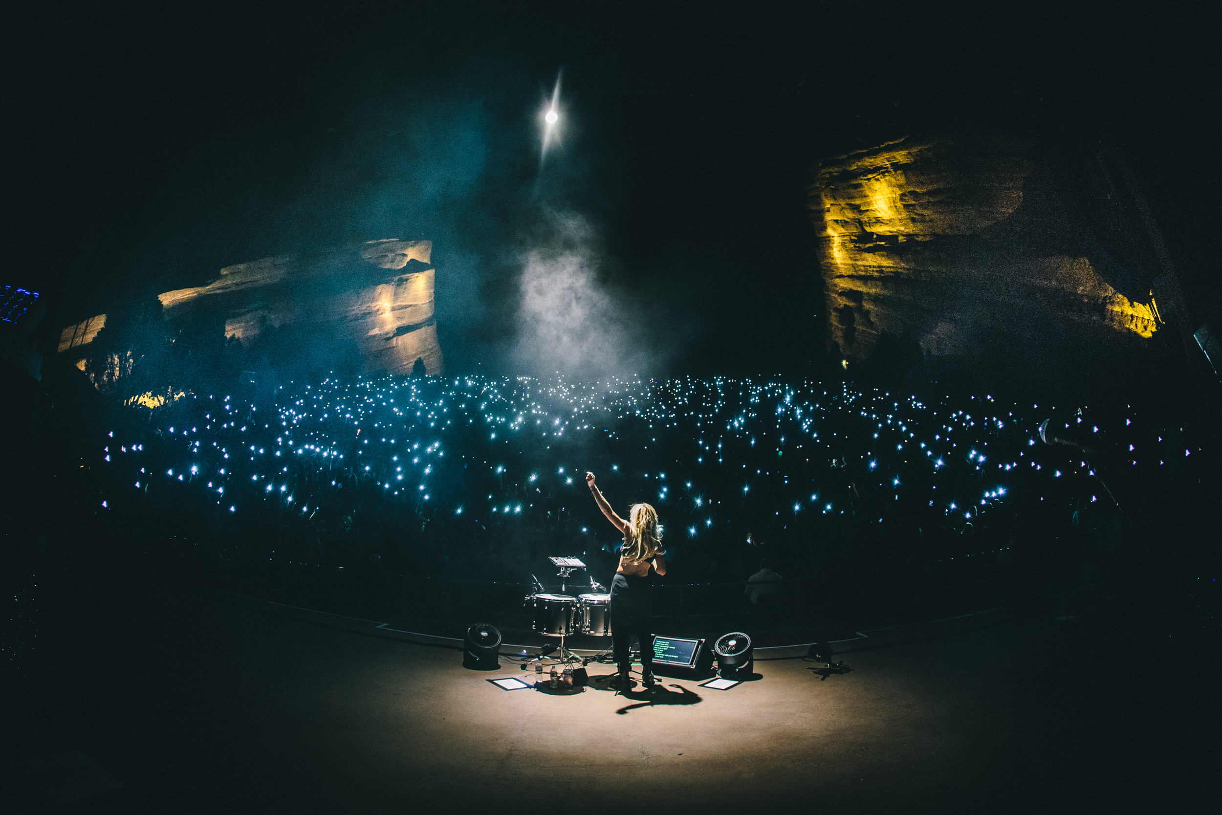 Red Rocks // Denver, Colorado