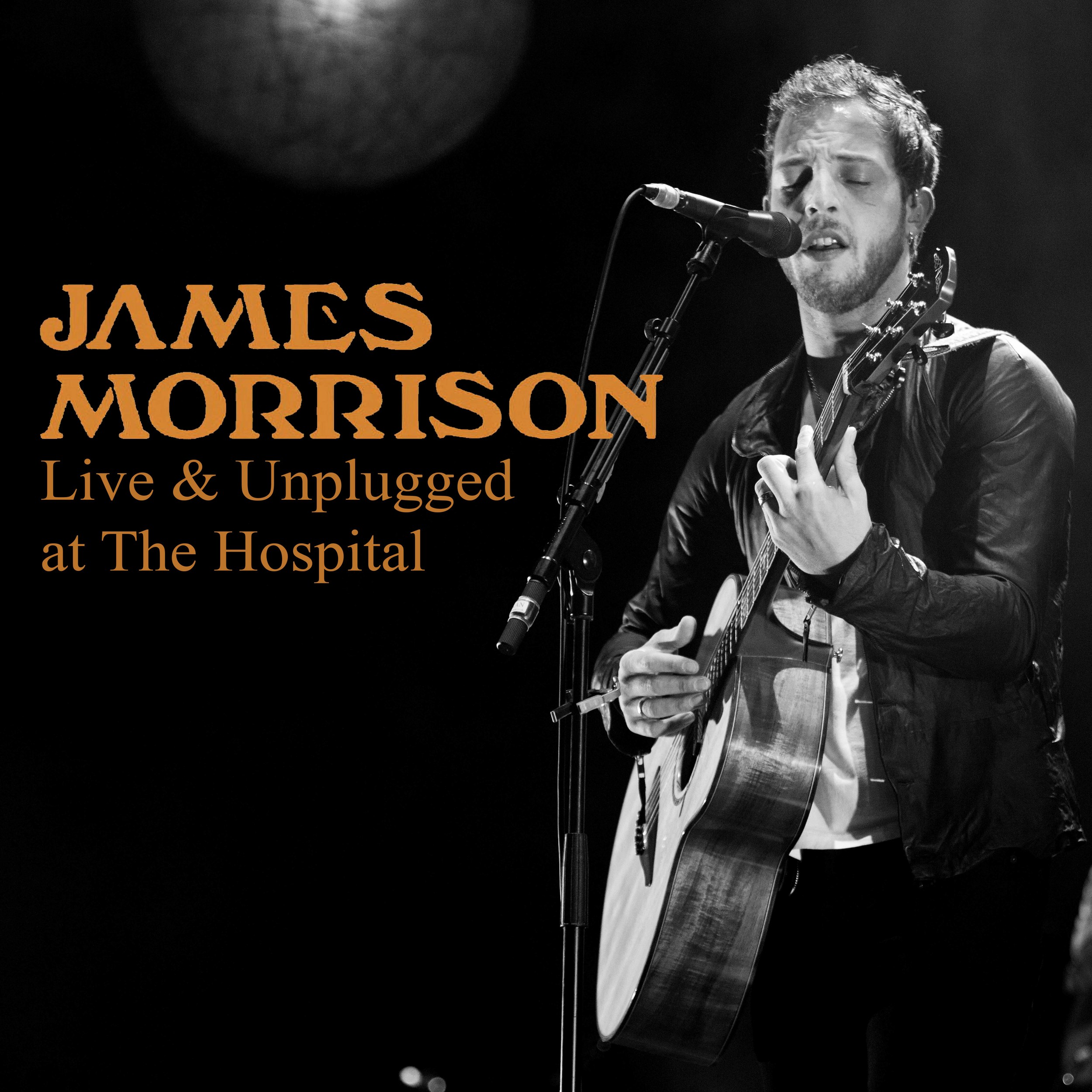 James Morrison // Live & Unplugged artwork