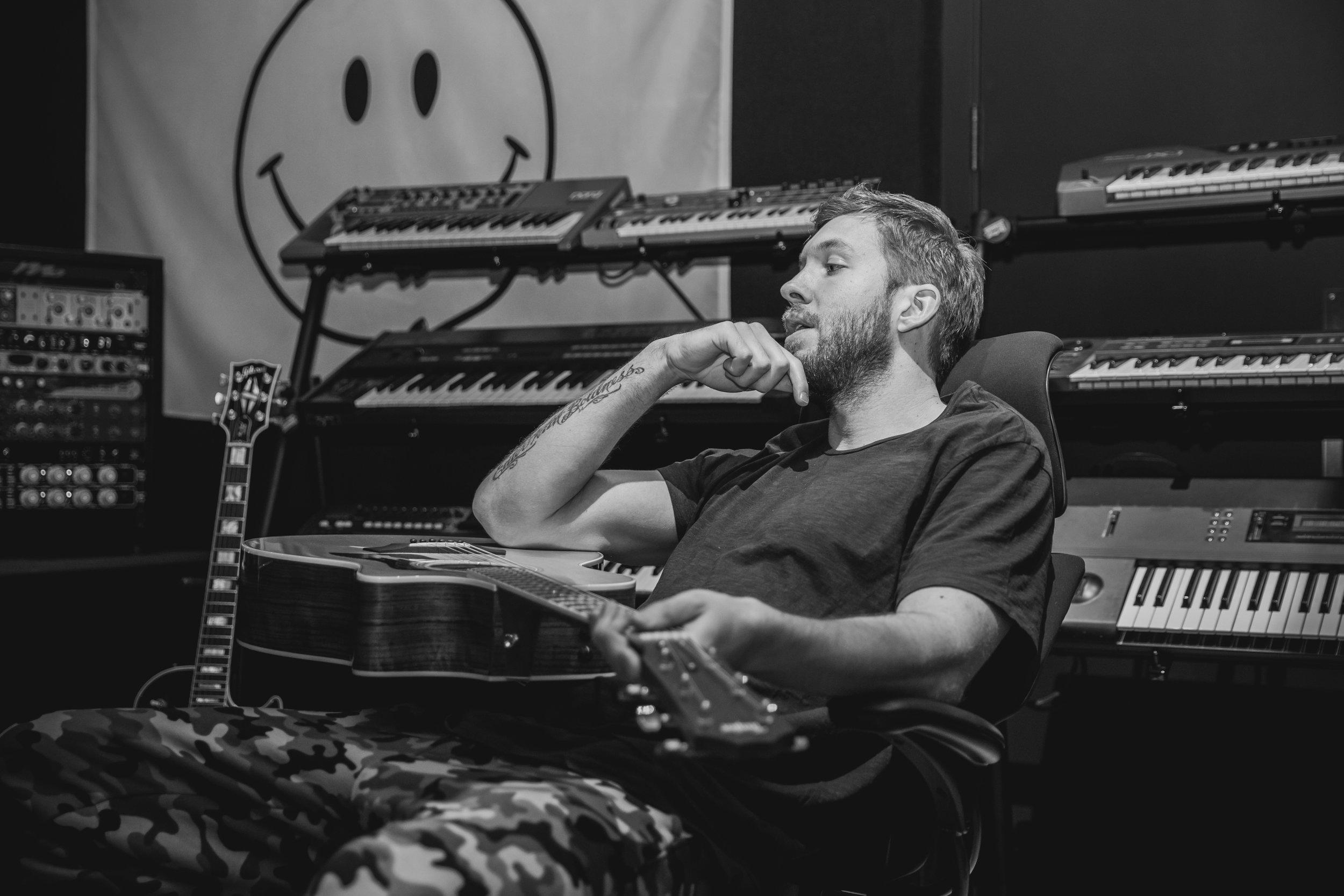 Calvin Harris // Los Angeles
