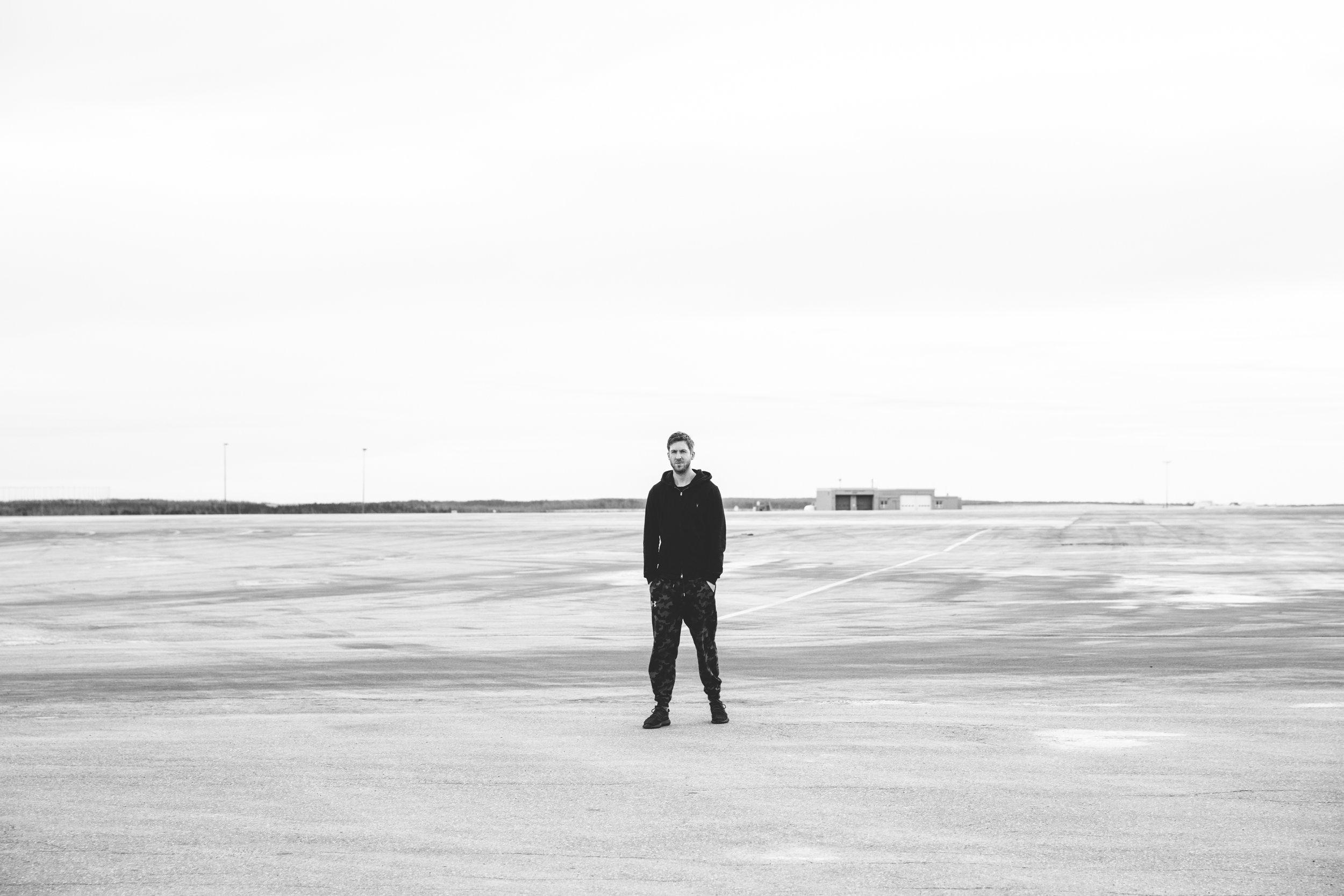 Calvin Harris // Gander