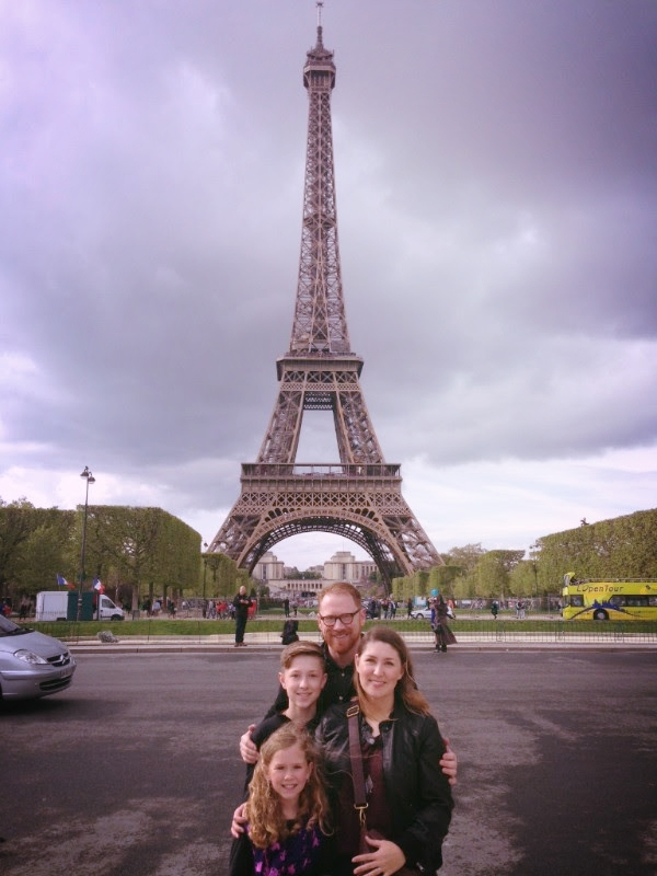 We are the Irwin family, missionaries to Paris, France with Greater Europe Mission. Here you can find out more  about us  and  our call .