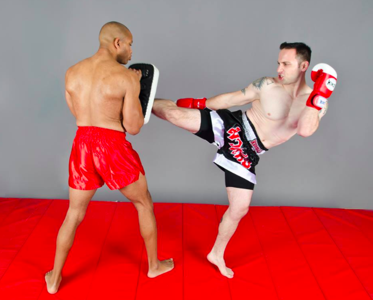 Anthony fighting