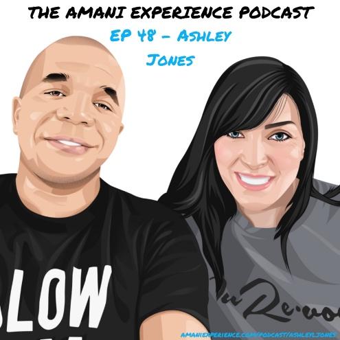 Ashley L Jones and Amani Roberts Professional Dancer /DJ