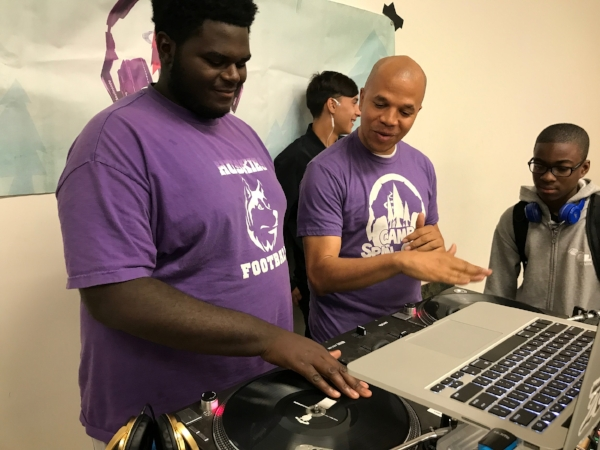 Amani Roberts DJ Lessons