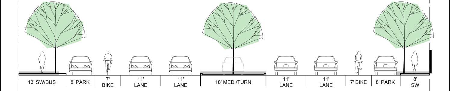 Bike Lane Proposal