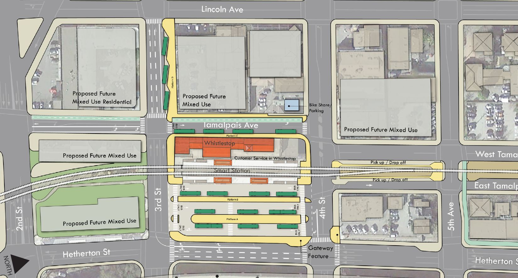The Whistlestop Block concept. Image by GGT.