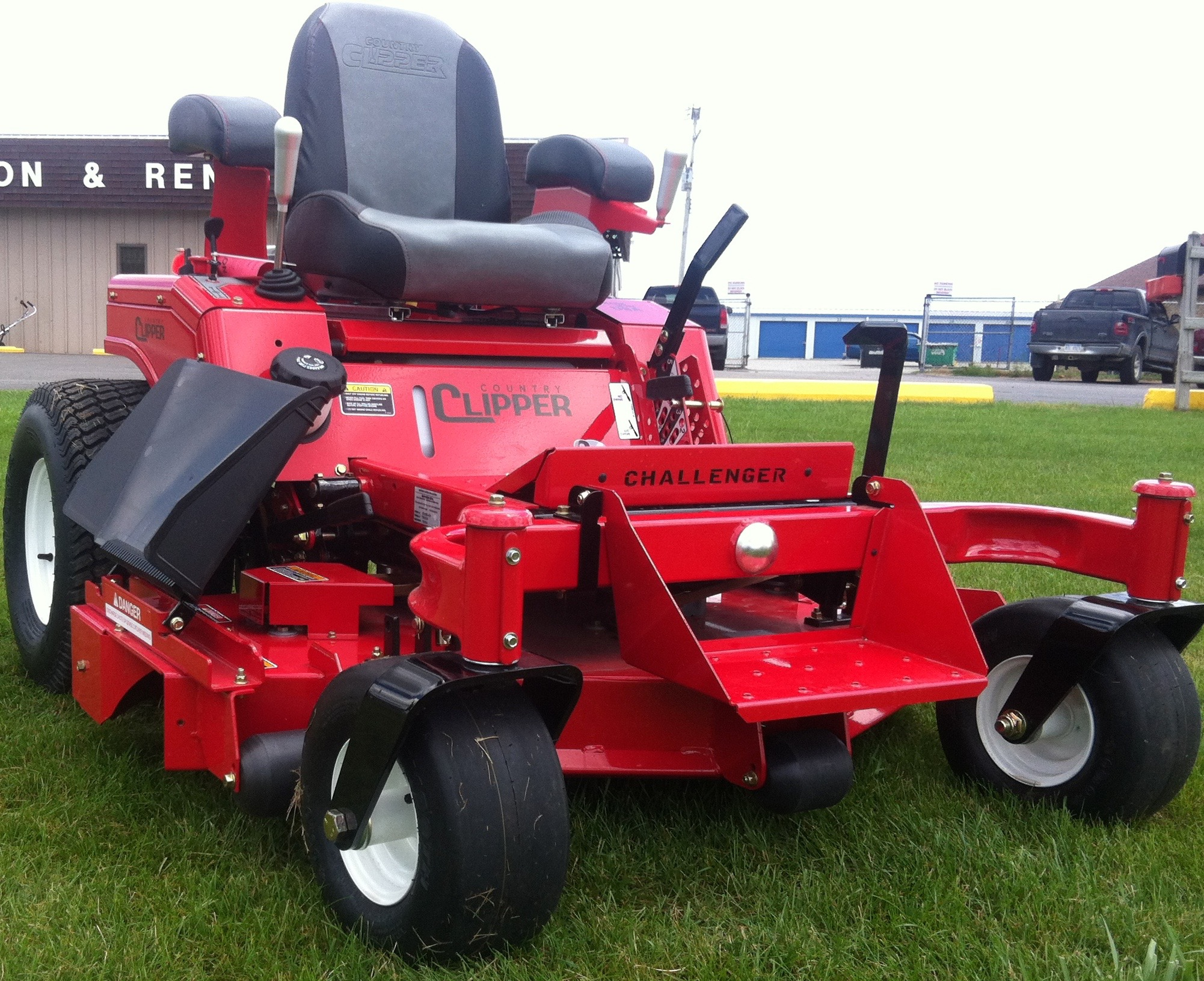 Booms Inc. Country Clipper Challenger Lawn Mower.jpg