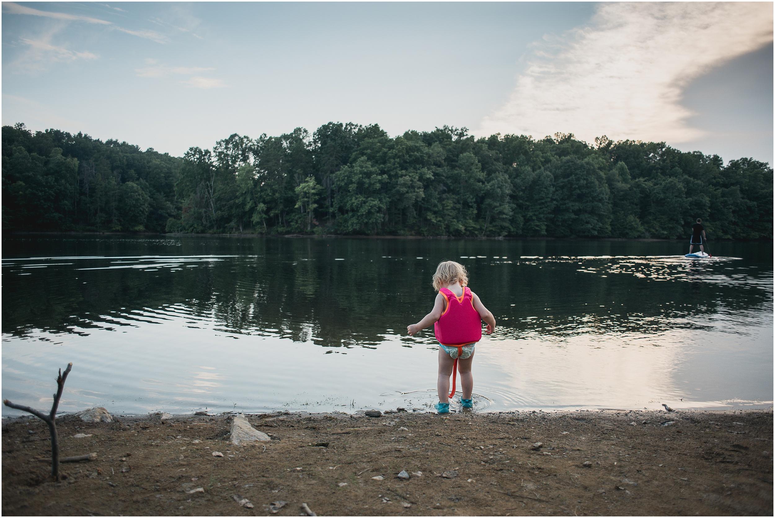toddler.edge.of.lake