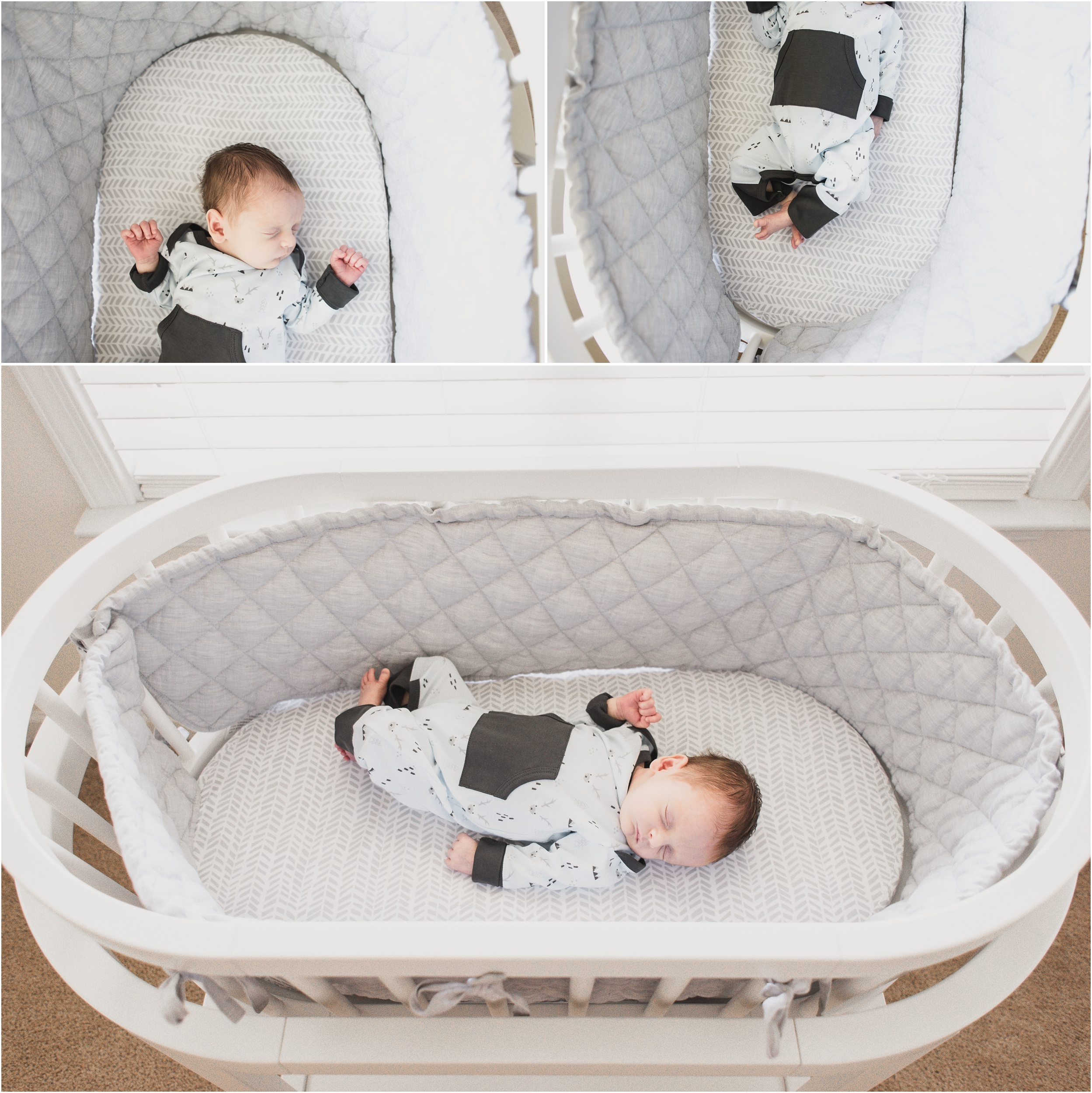lifestyle newborn sleeping bassinet