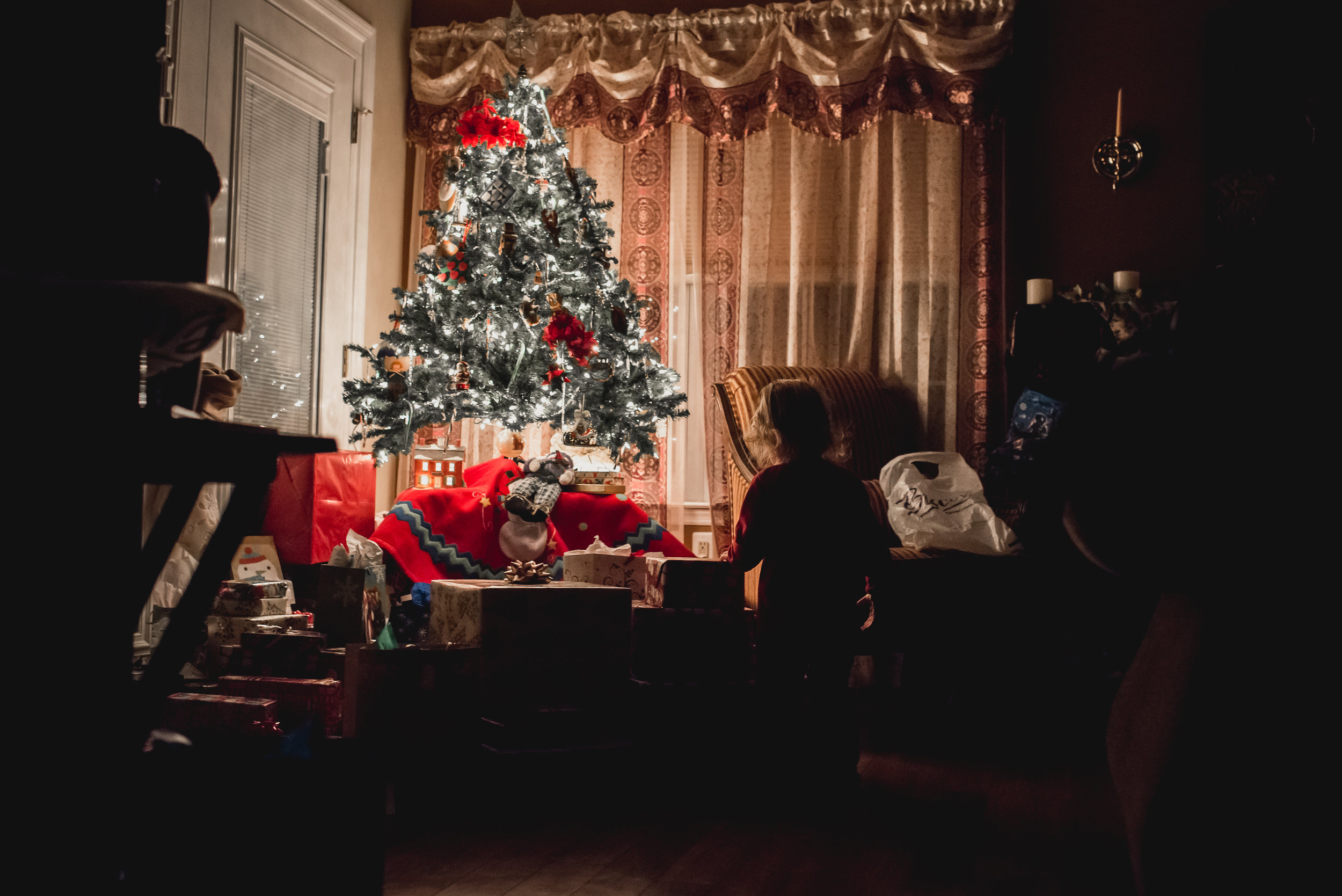 Our Christmas Story - personal documentary