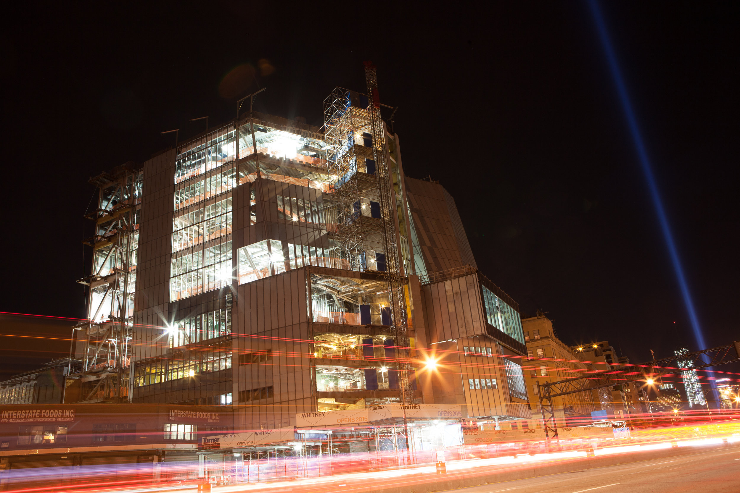 Construction of The Whitney