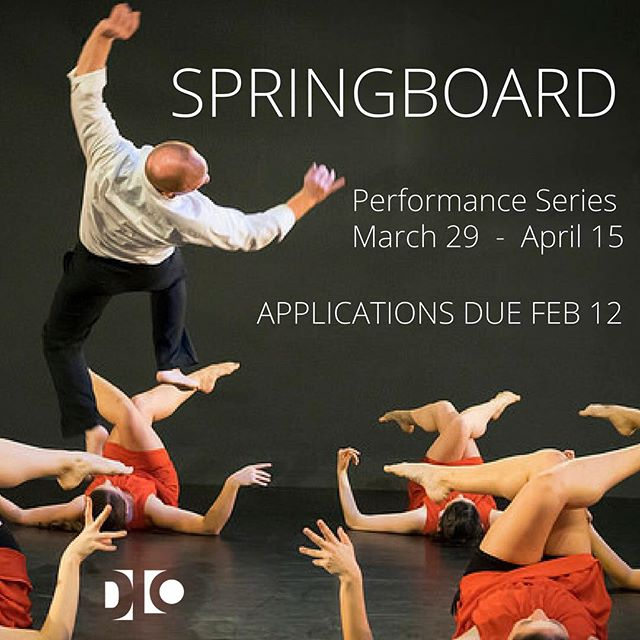 Applications for SPRINGBOARD due today at 5 pm! Apps for performances and open marley on our website!  #springboarddc2018 #dcdance #dmvdancecommunity #ward4dc #danceloft14 (📷: Stephanie Vadala, @dancethos )