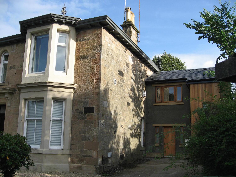 New accommodation & Entrance
