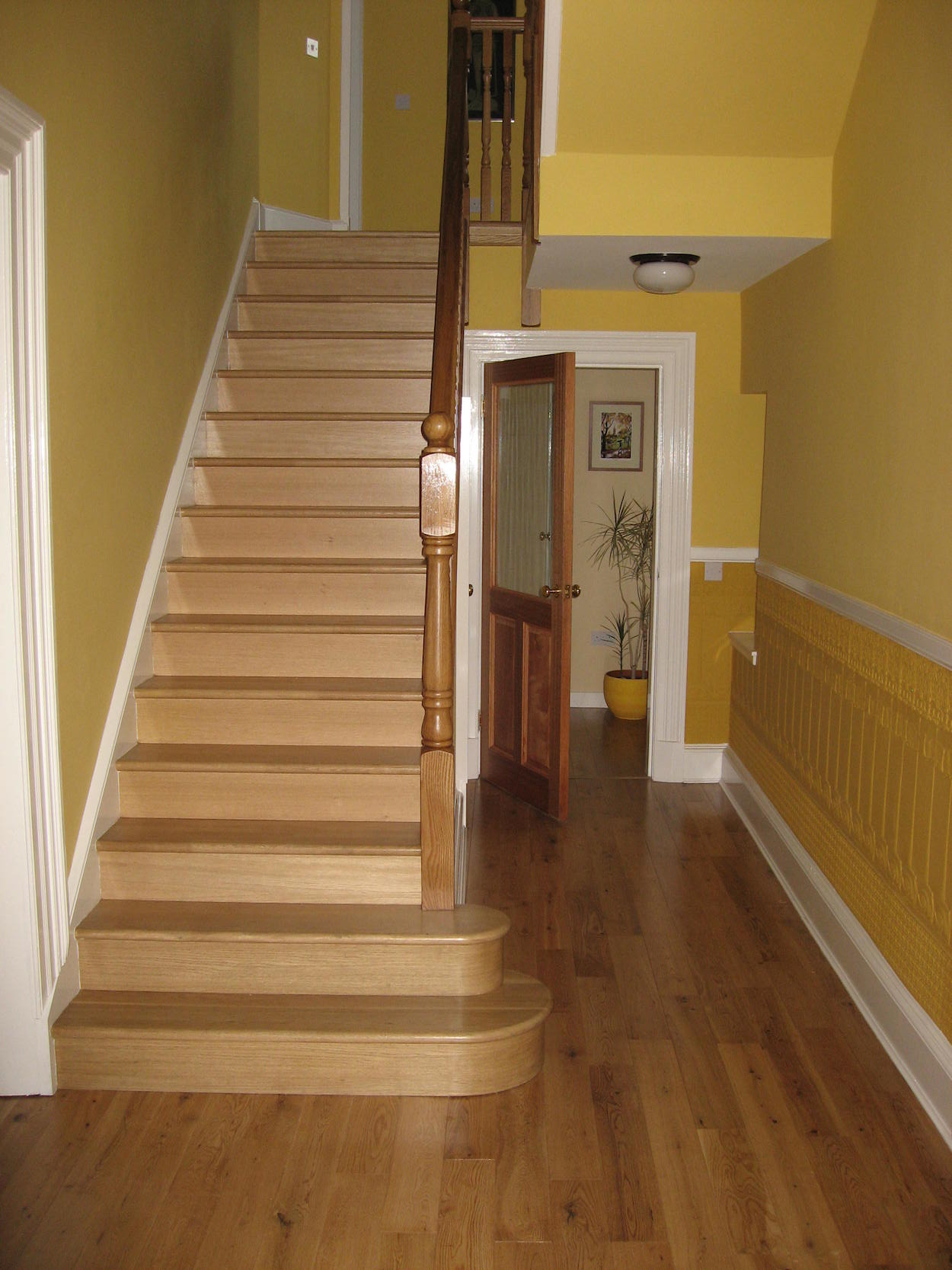 Grand new stair