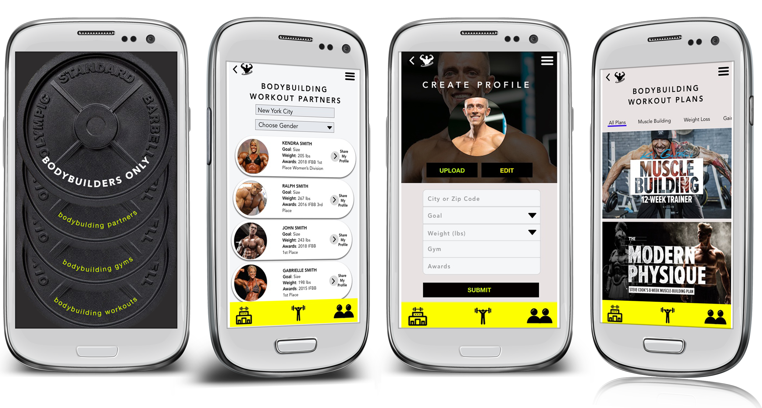 ANDROID MOBILE APP DESIGN