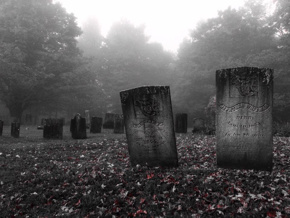 Shaw Cemetery, Almost Halloween